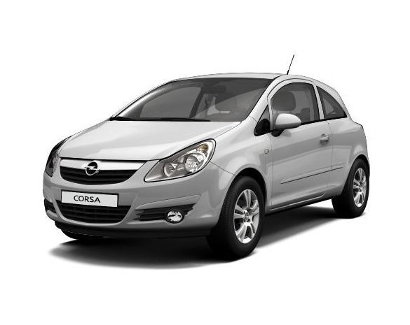 Opel Corsa 1200 – Gasolina