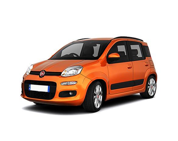 Fiat Panda 1200 Benzina – Arancione