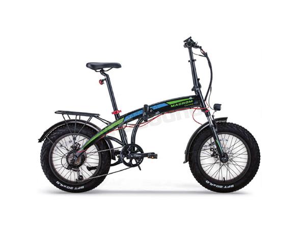 Macrom Cortina 2.0 – E-bike